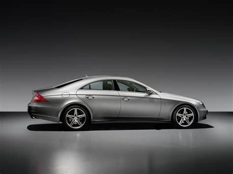 Mercedes Unveils Cls Grand Edition Autoevolution