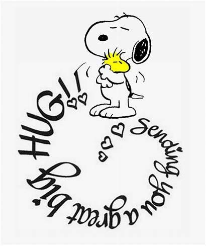 Hug Sending Friday Weekend Cartoon Its Netclipart