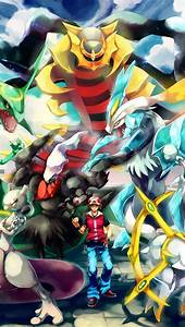 Pokemon Trainer Red 12 Pokemon Trainers Wallpapers For