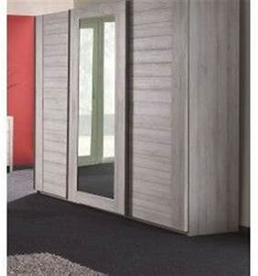 comment decorer des portes coulissantes de placard With portes coulissantes garde robe