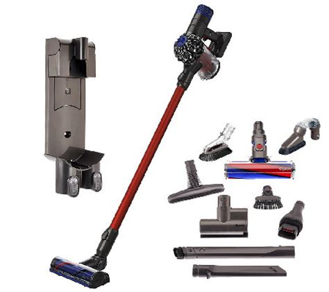 dyson floor attachment v6 dyson v6 absolute cordfree vacuum w 9 attachments hepa