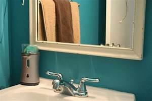 Moderne Wandgestaltung Bad : wandfarbe t rkis 42 tolle bilder ~ Sanjose-hotels-ca.com Haus und Dekorationen