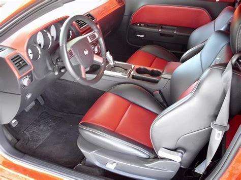dodge challenger custom interior 2008 dodge challenger srt8 custom 183989