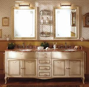 Badmöbel Italienisches Design : romantisches doppel badm bel 858670 ~ Eleganceandgraceweddings.com Haus und Dekorationen