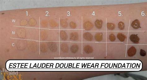 estee lauder foundation colors estee lauder wear foundation stay in place makeup
