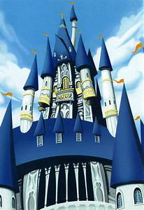 Disney Castle - Zerochan Anime Image Board