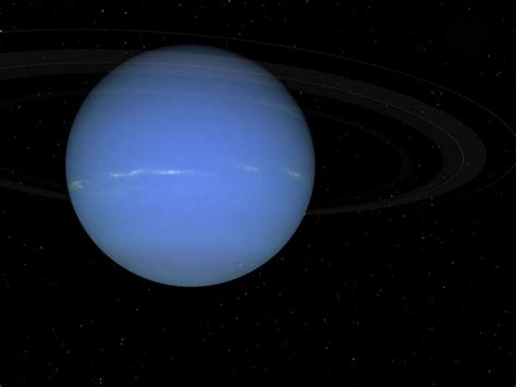 Neptune, the eighth and farthest planet from the Sun ...