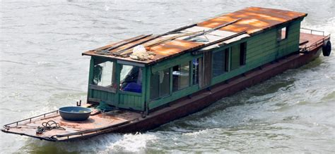 Boat Terms For Leaving by San Houseboat