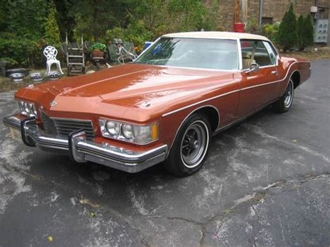 Classic Buick For Sale by 1973 Buick Riviera For Sale Classiccars Cc 1118103