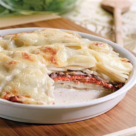 saumon cuisine tartiflette au saumon fumé recettes cuisine et