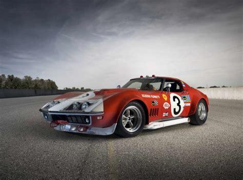 1968 le mans corvette c3 corvette restomods pinterest