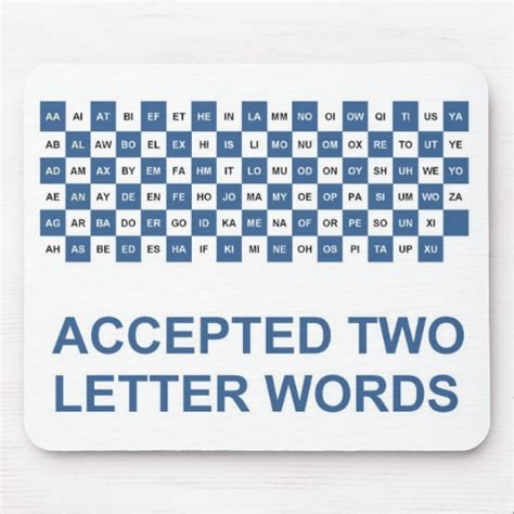 letter scrabble words scrabble words with x 2 | two letter words us version mousepads r542002fe5f75400cabd657c768ab438a x74vi 8byvr 512