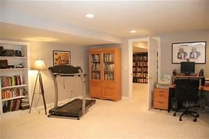 fresh home office ideas for basement basement office home With basement home office design ideas