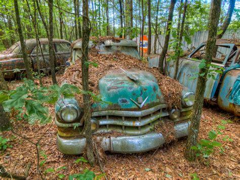 Old Car City Usa Est Le Plus Beau Cimetière Automobile Qui