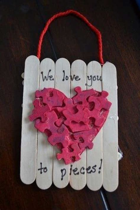 crafts for valentines day 30 fun and easy diy valentines day crafts kids can make amazing diy interior home design