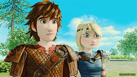 「dragons Race To The Edge」 Astrid And Hiccup Dreamworks