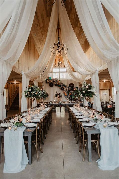 Barn Wedding Venues Our 10 favorite woodsy wedding spots