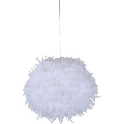 facade cuisine leroy merlin suspension contemporain kokot plumes blanc 1 x 11 w corep