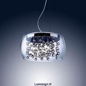 Luminaires Pas Cher Design : suspension audi 80 400 luminaire design ideal lux achat vente suspensions lumisign ~ Teatrodelosmanantiales.com Idées de Décoration