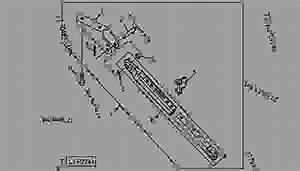 Hitch Stabilizer - Tractor John Deere 5525