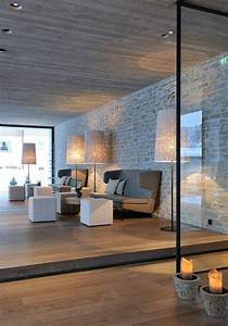 Mur Pierre Apparente : la d co avec pierre apparente murs de pierre plafond et ~ Premium-room.com Idées de Décoration