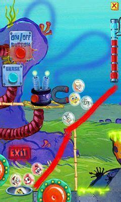 telecharger gratuitement jeux de spongebob