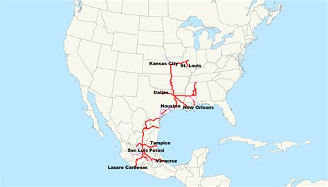 The Railroad Everybody Forgets About: Kansas City Southern ...