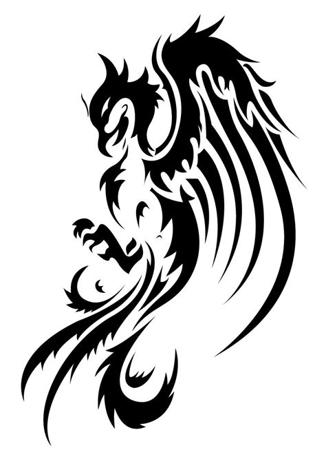 Phoenix Tattoos Designs, Ideas and Meaning | Tattoos For You - ClipArt Best - ClipArt Best