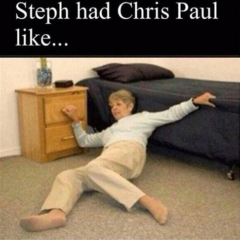 Chris Paul Memes - dammmm best memes immortalizing cp3 getting his ankles broken all sports everything