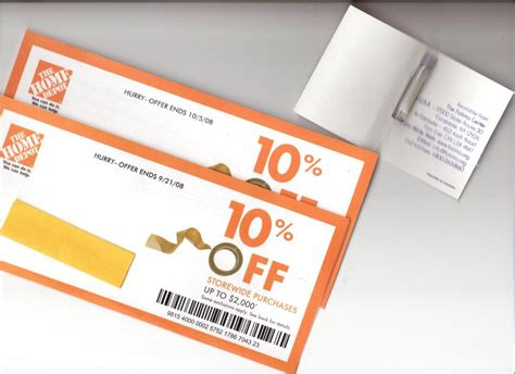 Post Office Coupons Home Depot by Home Depot Lowes Coupons Book Design