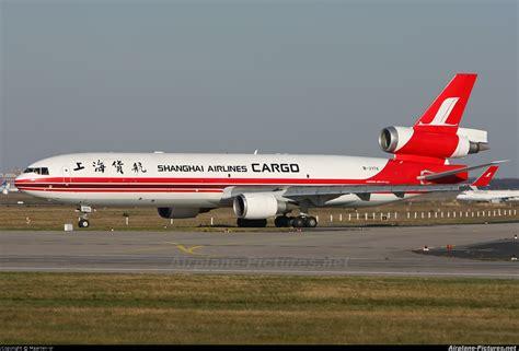 B-2176 - Shanghai Airlines Cargo McDonnell Douglas MD-11F at Frankfurt | Photo ID 97033 ...