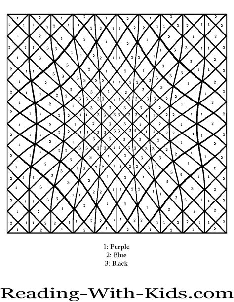 color by number printable difficult color by number printables az coloring pages