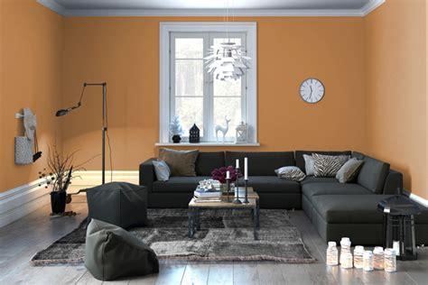 migliori arancioni  le pareti del tuo soggiorno