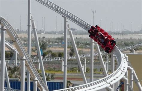It will contain two 3d screens in the indoor section. The 10 Fastest Roller Coasters in the World | Ferrari world abu dhabi, Ferrari world, Roller coaster