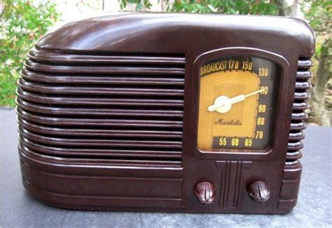 Art Deco Radios