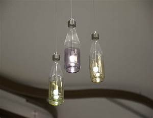 Lampen Aus Treibholz Selber Machen : diy lampen aus flaschen selber machen wohnungs ~ Indierocktalk.com Haus und Dekorationen