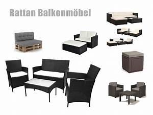 Balkonmöbel Rattan Platzsparend : rattan balkonm bel polyrattan ~ Sanjose-hotels-ca.com Haus und Dekorationen