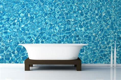 papier peint lessivable salle de bain papier peint pour salle de bain 45 id 233 es magnifiques archzine fr