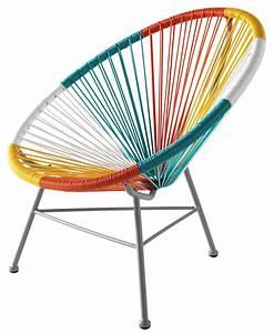 Fauteuil Suspendu Maison Du Monde : fauteuil copacabana maison du monde avie home ~ Premium-room.com Idées de Décoration