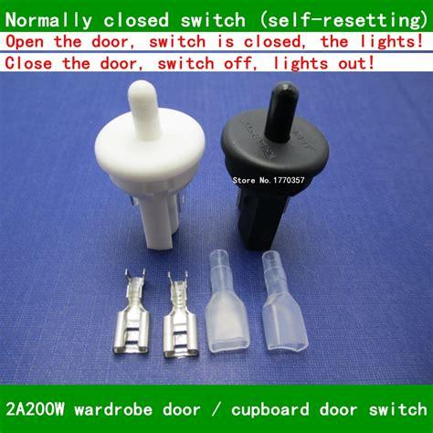 cabinet door light switch popular cabinet door light switch buy cheap cabinet door