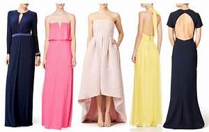 Wedding wednesday 25 long wedding guest dresses design for Long dress wedding guest