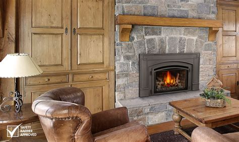How To Work A Fireplace by Gas Fireplace Inserts Pellet Stove Junction