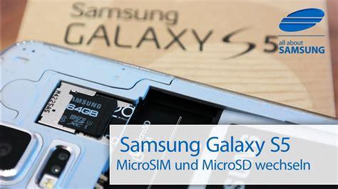samsung galaxy  microsim sim microsd karte akku