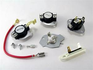 Clothes Dryer Fuse Thermostat Kit For Norge