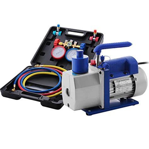 air pump for vacuum forming mophorn vacuum pump 4 8cfm1 3hp air vacuum pump hvac a c