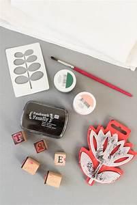 Kleine Weihnachtsgeschenke Selbstgemacht : kleine weihnachtsgeschenke selber machen diy geschirrhandt cher bestempeln leelah loves ~ Orissabook.com Haus und Dekorationen