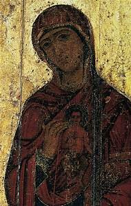 "ReligiousReading.com: Annunciation Scene: ""Ustyug ..."