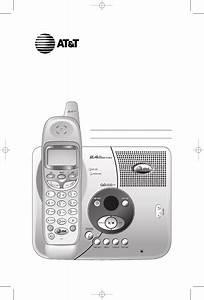 At U0026t Cordless Telephone E2125 User Guide