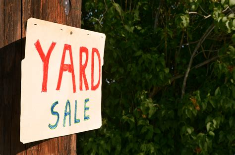 Backyard Sales by 3 Ways To Buy Sell Locally That Do Not Involve Craigslist