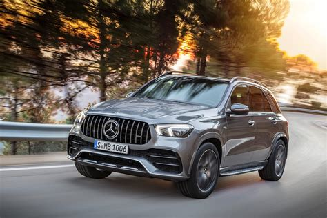mercedes amg gle  tech details confirmed